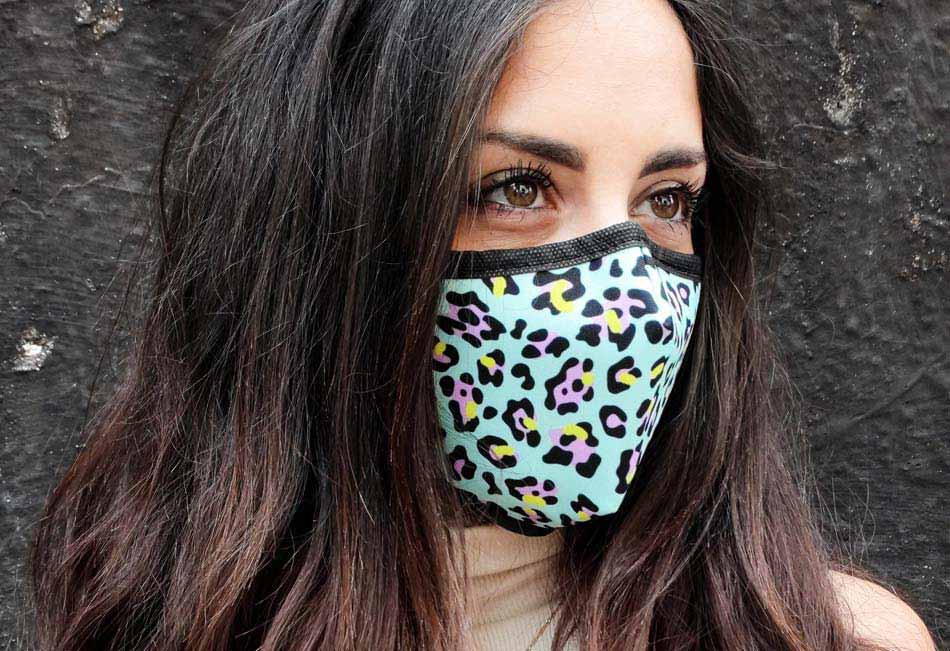 Mascherine Protezione Viso Personalizzate