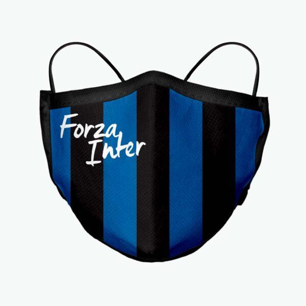 Mascherina personalizzata supporters Inter