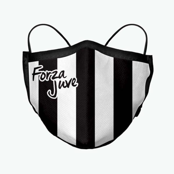 Mascherina personalizzata supporters Juventus