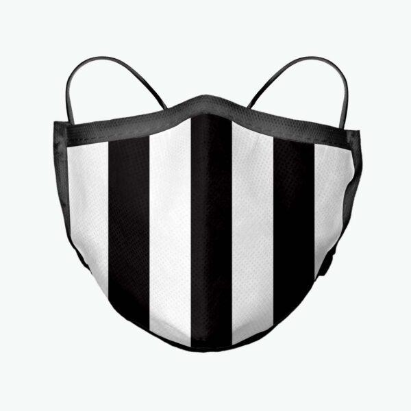 Mascherina personalizzata supporters Zebre