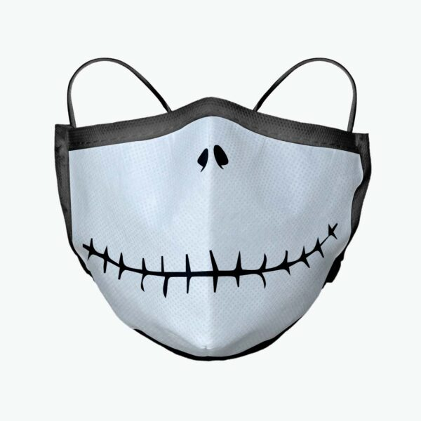 Jack Skellington face Mask