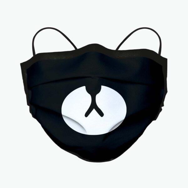 Mascherina Personalizzata Kawaii