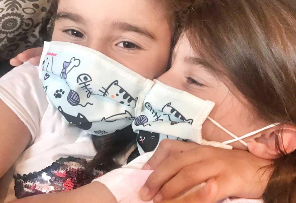 Mascherine personalizzate per bambini